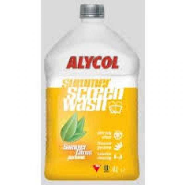 Alycol Summer Citrus,   4 L